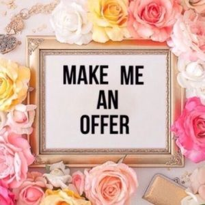 ✨Will Accept Most Reasonable Offers✨